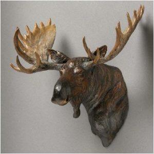 Moose Bust